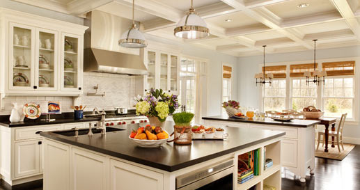 Hire a Qualified Kitchen Designer Via B Design Bay Area Kitchens
