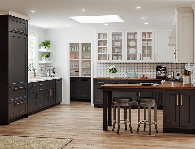 Canyon Creek Dark Quality Cabinets